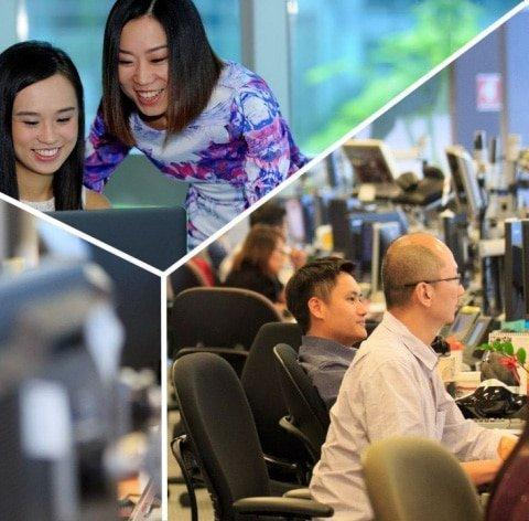 Graduate Internship in Singapore
