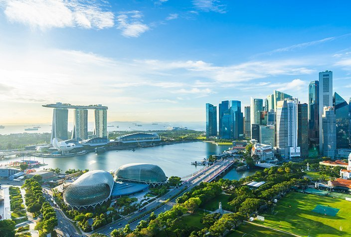 remote internship in Singapore