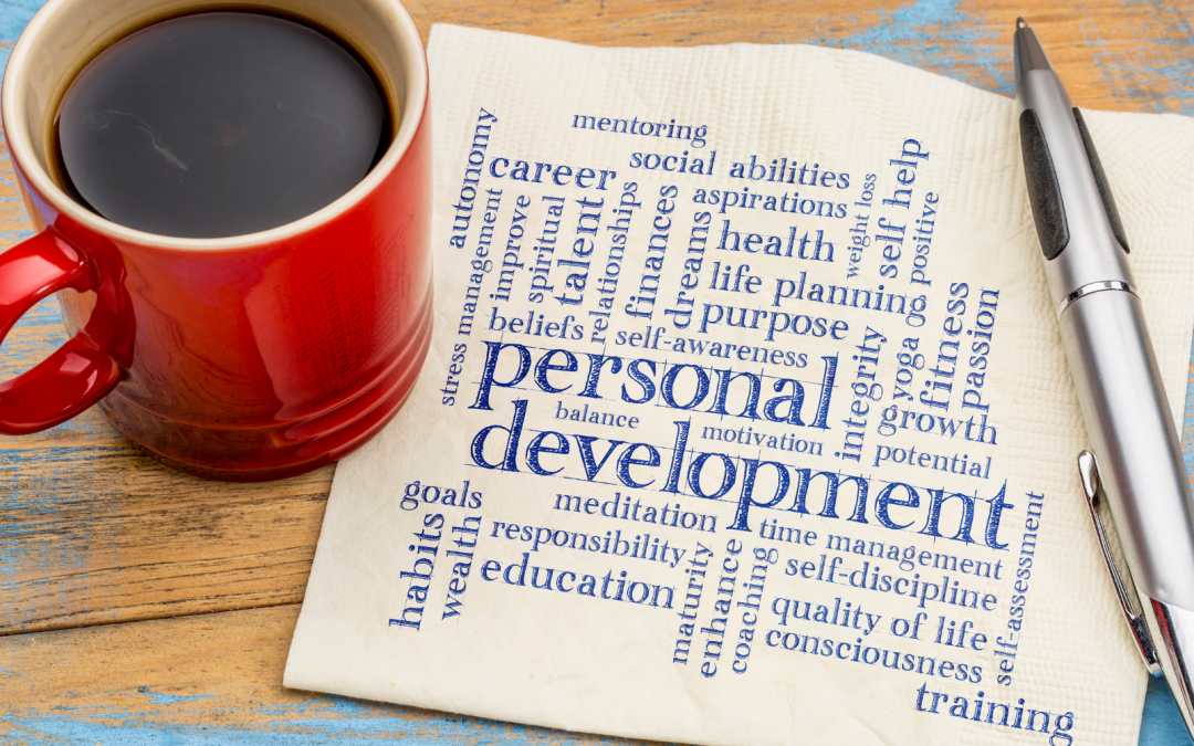 4 steps to a successful personal development plan